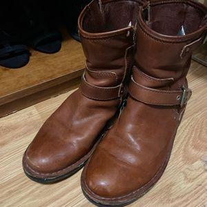 Vintage UGG Leather Boots